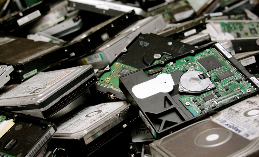 sell bulk hard drives