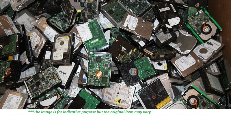 sell scrap harddrives