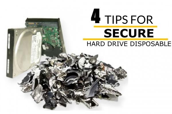 secure harddrive disposal